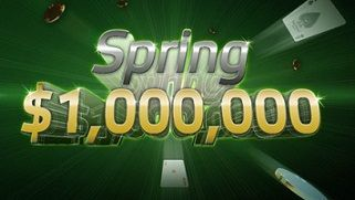 Partynyheter: Gladiator er tilbake + Spring Million Freeroll 102