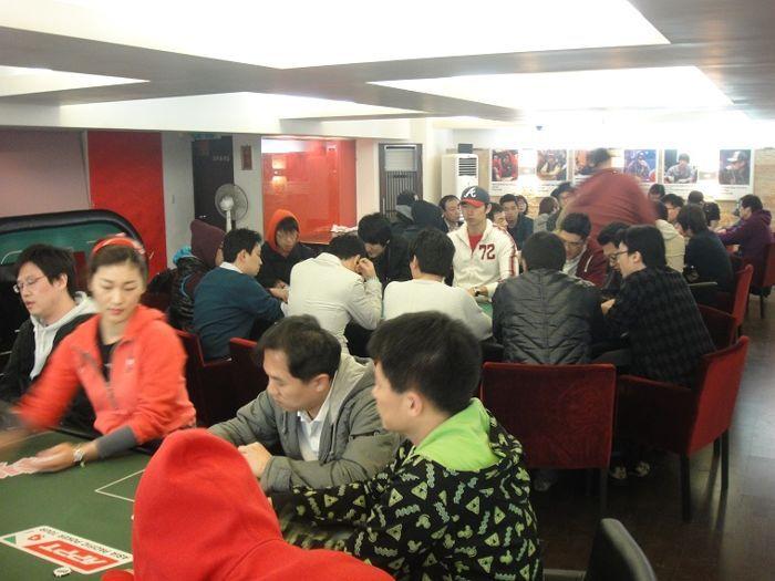 4월 24일 Poker Tour : Macau Poker Cup 새틀라잇 102