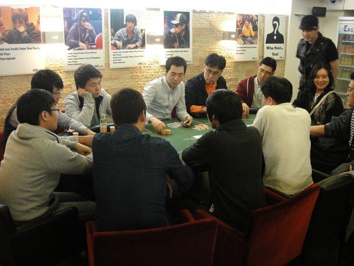 4월 24일 Poker Tour : Macau Poker Cup 새틀라잇 103
