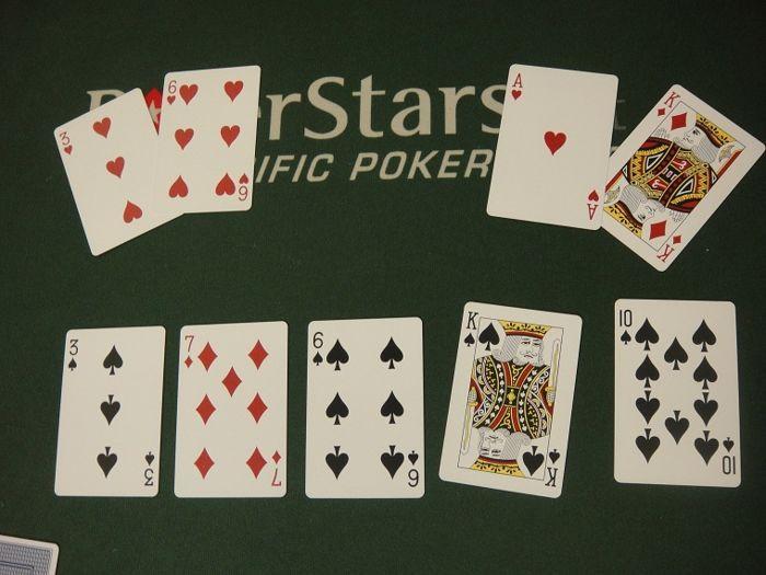 4월 24일 Poker Tour : Macau Poker Cup 새틀라잇 104