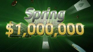 PartyPoker Weekly: Powrót promocji Gladiator + Freeroll Spring Million 102