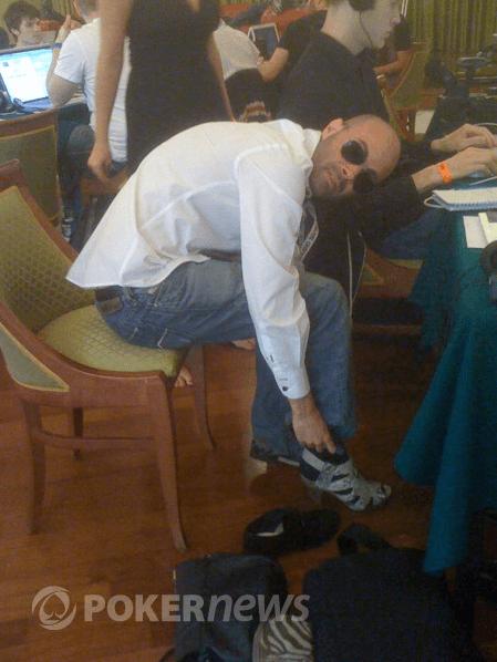 Copak za botičky si Arnaud Mattern zkouší?