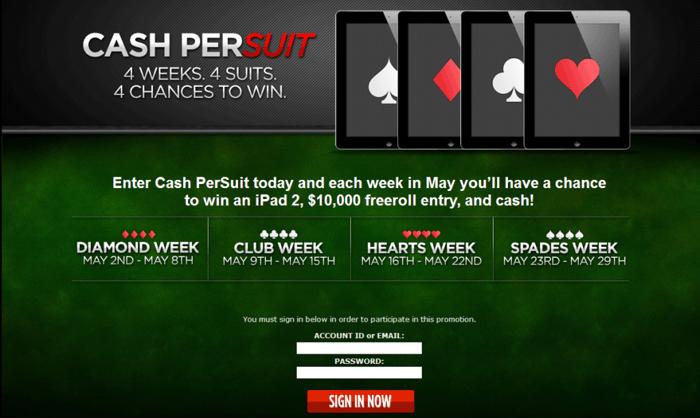 60 билета за 100К турнир от PokerNews и Ipad 2 от Bodog 101