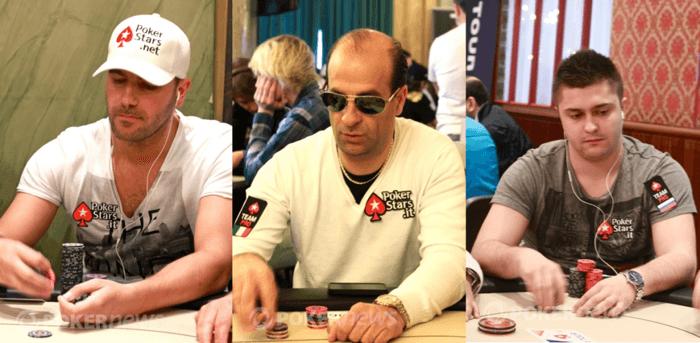 Richard Toth, Salvatore Bonavena a Max Lykov