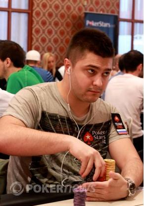 Макс Лыков среди лидеров EPT