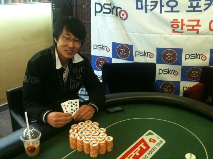 5월 1일 Poker Tour : Macau Poker Cup 새틀라잇 102
