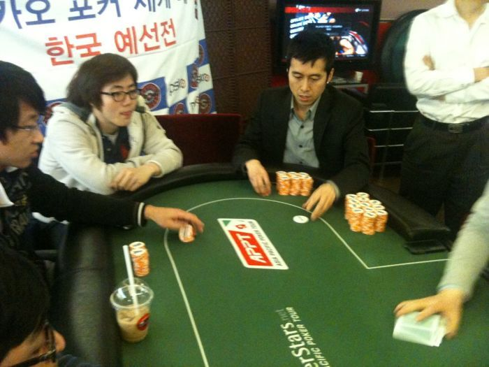 5월 1일 Poker Tour : Macau Poker Cup 새틀라잇 108