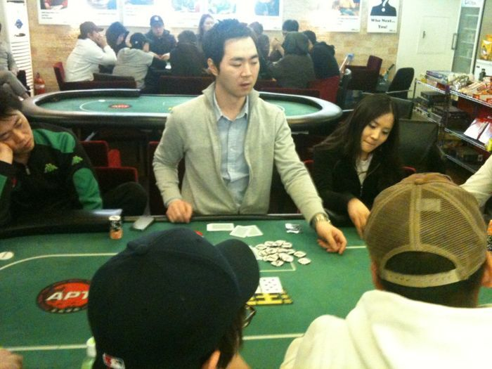 5월 1일 Poker Tour : Macau Poker Cup 새틀라잇 103