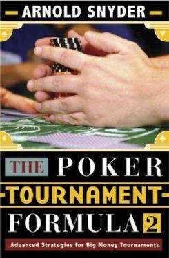 Biblioteczka pokerzysty - The Poker Tournament Formula II 101