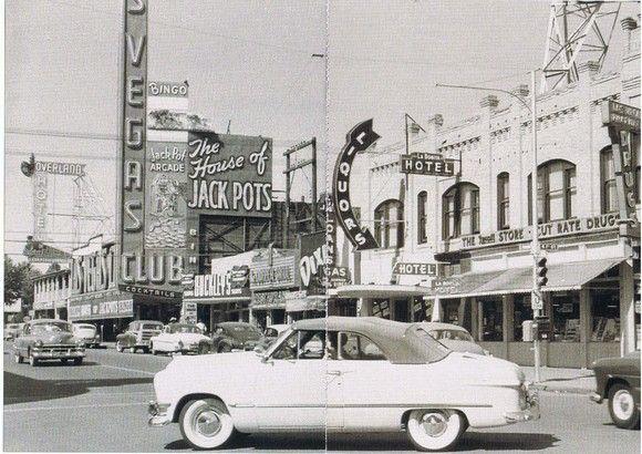 Историята на Лас Вегас 101