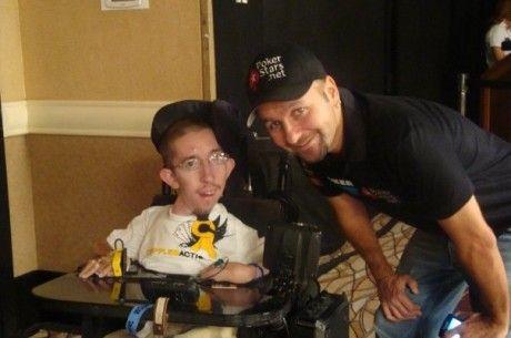 Josh Cranfill a Daniel Negreanu