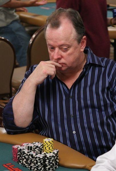 Vienas iš Omaha pokerį į Las Vegasą atnešusių žaidėjų Robertas Turneris