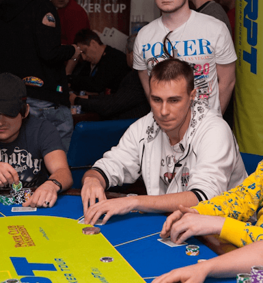 RPT Kиев - Весенний Кубок Украины глазами PokerNews 101
