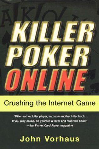 """Knygų lentyna: """"Killer Poker Online"""" 101"""