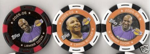 Poker niezbyt serio: pokerowe zestawy żetonów 107