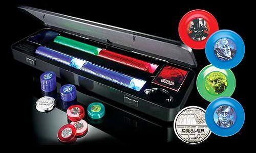 Poker niezbyt serio: pokerowe zestawy żetonów 103