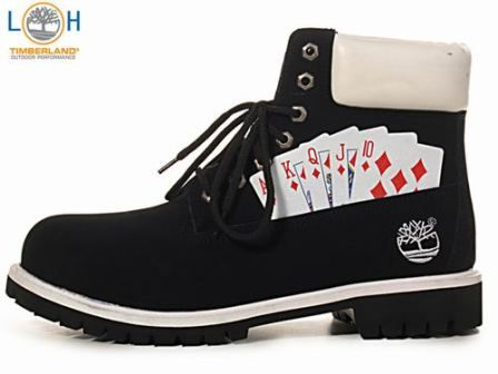 Ne visai rimtai: Pokerio avalynė 102