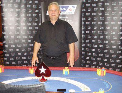 Antonio Rodrigez Diegueza osvaja Eureka Poker Tour Nova Gorica Main Event 101
