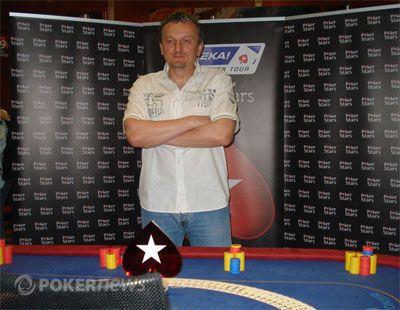 Antonio Rodrigez Diegueza osvaja Eureka Poker Tour Nova Gorica Main Event 102