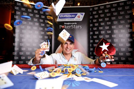 Щастливият победител от Испания