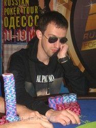 Третій призер Main Event - Гарік Ярошевський