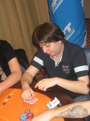 Пятый призер Crazy Grand Event - Анатолий Шварц