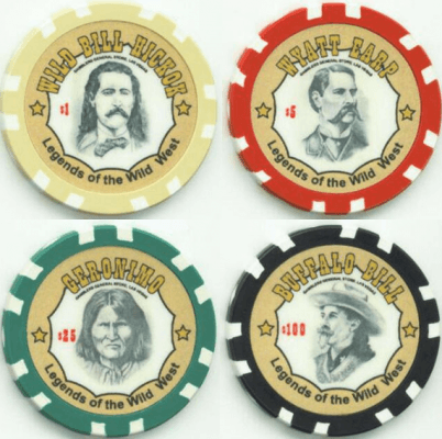Ne visai nopietni: Interesantākie pokera žetoni 101