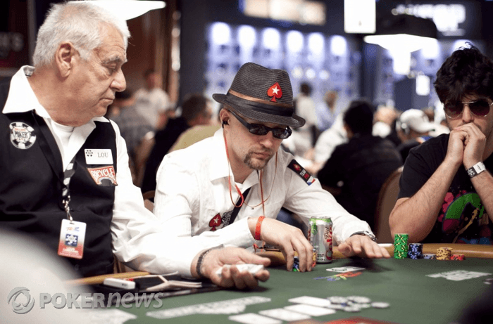 Team PokerStars Pro Martin Hrubý na 2010 WSOP