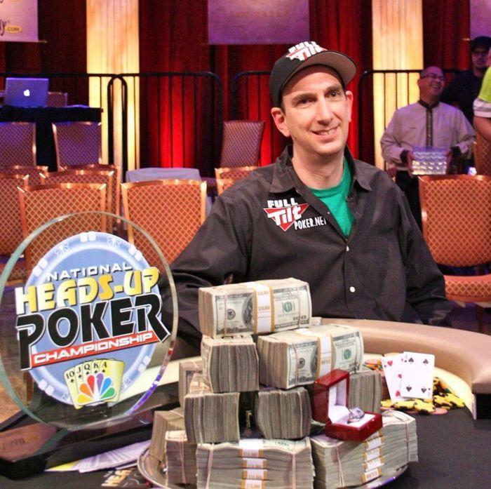 Triumfas NBC nacionaliniame dvikovų čempionate E.Seideliui pridėjo dar $750,000