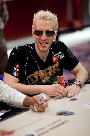 """Bertrand """"ElkY"""" Grospellier在SCOOP Event #35-H夺冠 101"""