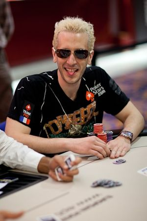 "Bertrand ""Elky""Grospellier SCOOP Event #35-H 우승 101"