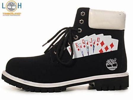 Poker niezbyt serio: pokerowe buty 102