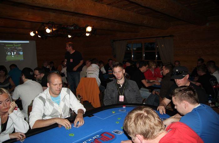 Kevadpäevade pokkeriturniiril osales 53 mängijat