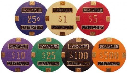 Каждое казино стремится изготовить уникальные покерные жетоны.