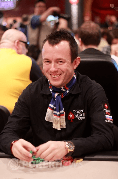 Dag Palovič na EPT Grand Final Madrid