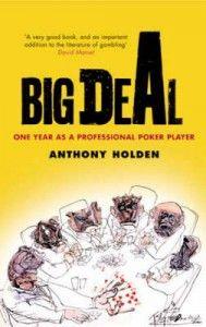 "Knygų lentyna: Anthony Holdeno ""Big Deal"" 101"