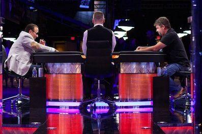 Farha (balra) ezúttal sem győzte le Moneymakert