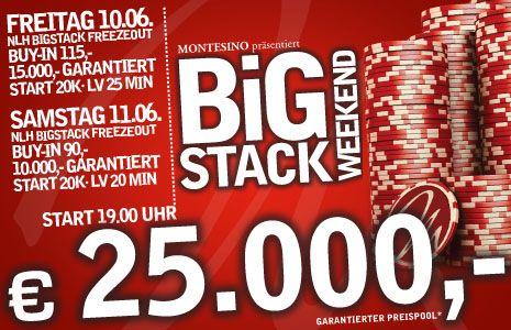 U senci WSOP-a  u regionu ove nedelje BigStack Weekend u Montesinu i La Notte Degli Assi u... 101