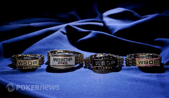 2011 års WSOP-armband