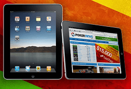 Vind En iPad2 Med Betfair og PokerNews 101