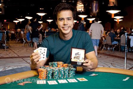 WSOP apžvalga – ElkY laimi apyrankę 101