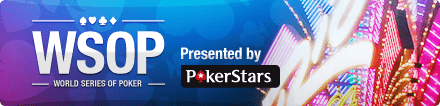 Følg World Series of Poker hos PokerNews ved alle øvelsene!