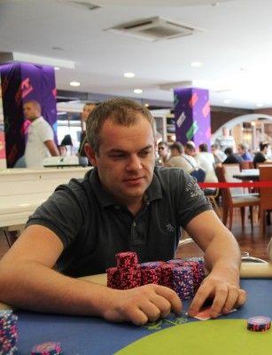 Семі Салумi - переможець Основної Події RPT Одеса 104