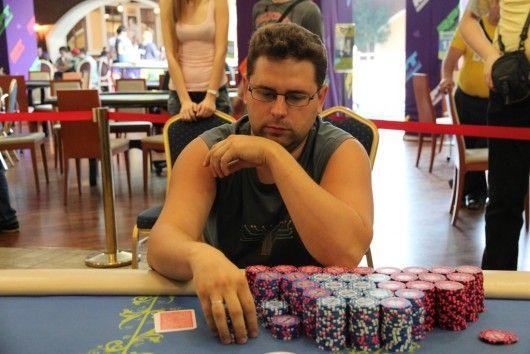 Семі Салумi - переможець Основної Події RPT Одеса 107