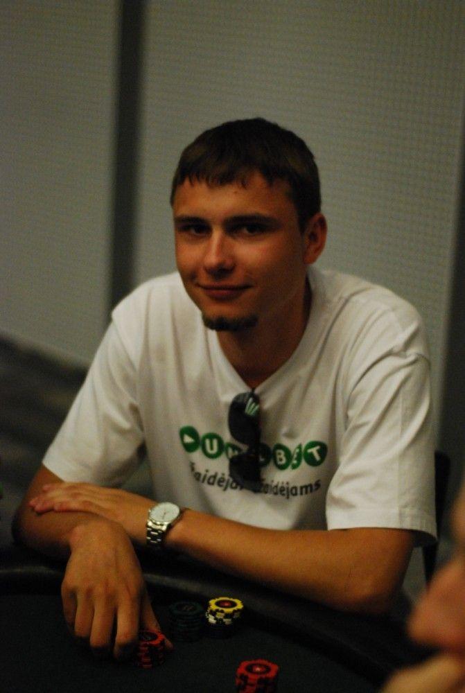 Jurijus Buinovskis - turnyro Druskininkuose čempionas