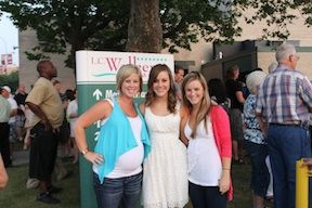 Brittany, Mackenzie, Taylor - Jordan's Sisters