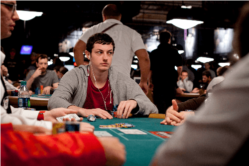 Tomas Dwanas - dažniausias svečias prie WSOP stalų