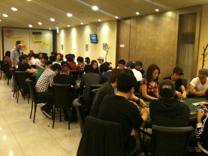 6월 25일 토요일 GG Poker 300만 개런티 토너먼트! 101