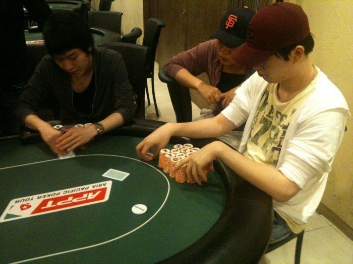 6월 25일 토요일 GG Poker 300만 개런티 토너먼트! 103