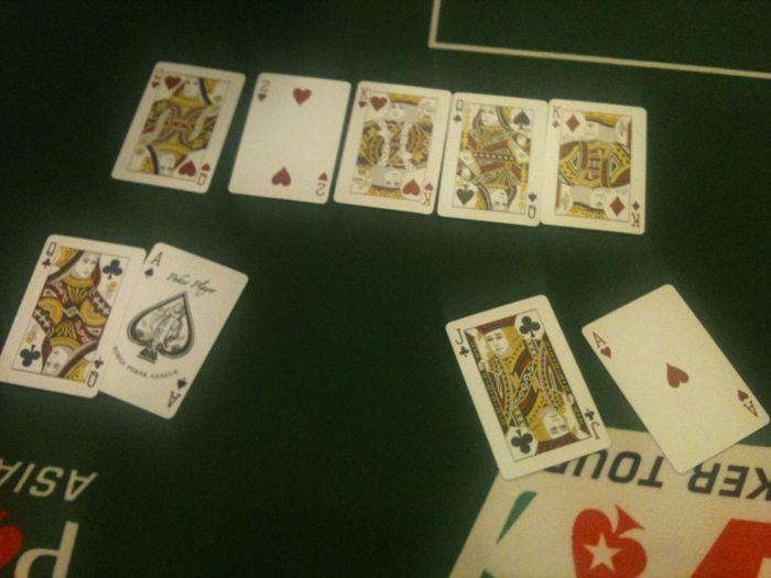 6월 25일 토요일 GG Poker 300만 개런티 토너먼트! 104